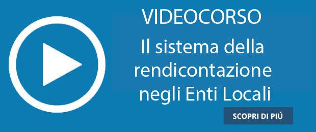 Videocorsi PA